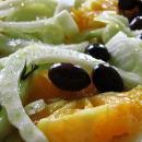 Sicilian salad (Insalata siciliana)